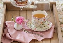 Tea Time / Teacups, teapots, tea parties