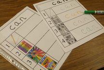 kindergarten / by Brittany Comer