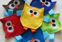 Vauvalle / Leluja ja muita ommeltavia pikkujuttuja