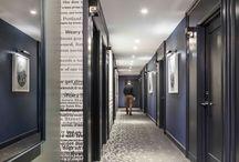 Corridor Hôtel