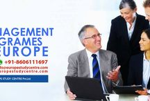 Overseas Education programs / Study in europe and build you career better in future with lots of innovative oppurtunities.