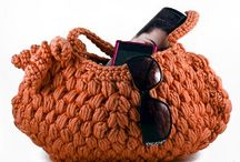 puff stitch purse