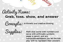 3rd grad MaTh / Math activity Thursday for 3rd graders