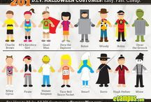 Halloween Costumes ☠ / by eCampus.com