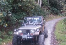 JEEPS :):):) / by Candy Crawford