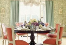 Dining Rooms / Decorating ideas for dining rooms / by Diana Atkinson