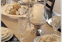 Lovely table settings