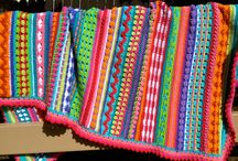 Hekel - Beddegoed / Crochet Throws