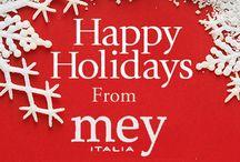 happy holidays / auguri di buone feste