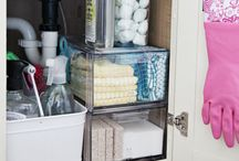 Kitchen - Organization and Cleaning Tips