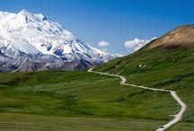Alaska, Where I Live / by Linda Buechler