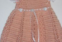 Kids Crochet outfits