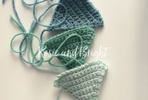 On the hook / pretty things I am making