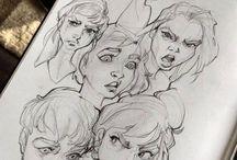 Рисунок_Лицо