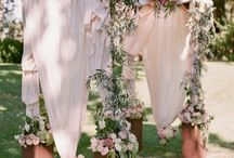 Garden Weddings / Garden wedding inspiration.  Working in Chicago I do not get to plan many outdoor garden weddings but I still love them!  / by Liven It Up Events