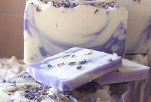 homemade soap and others