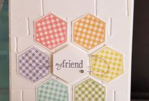 Stampin' Up! - Six Sided Sampler / Stampin' up stamp set and card design