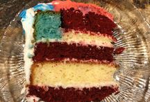 Holiday July 4th Baking Ideas / by Birthday Cakes 4 Free