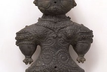 Dogu, Jomon Period (10,000BC-400BC) Japan
