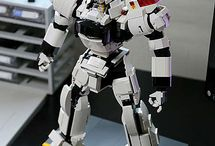 Lego Robotech