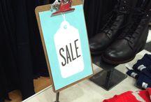 price signage