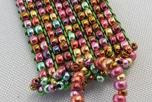 Loomed jewelry / by Nancy McKinley