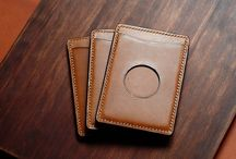 Card Case Leather