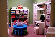 House - play room