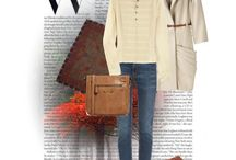 Vermilion Autumn