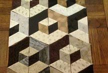 Блоки в лоскутном шитье