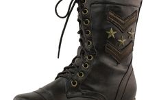 Military Shoes at DailyShoes.com