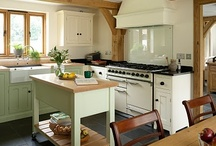 farm house kitchen / by Anna Rogers