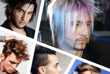 Men's Salon - Men's Hairstyles Gallery / Also we have some hairstyles for ladies who wants to try a men cuts, until she get the right choice and make it later in the salon.