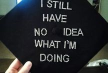 Grad Cap Ideas