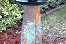 Fountains / by Ashley Mcdougal-Herrera