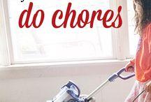 Teens & Chores