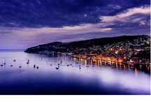 Spectacular Views of the Cote d'Azur / This board contains amazing views of the French Riviera