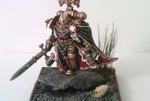 My Warhammer / This was my first time painting and my first army, 2007/08  Sorry for the poor quality photos....