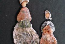 κοχυλια και πετρες