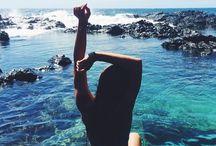 Free, Sun, Girl.