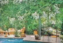 Garden - orangery