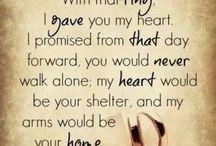 Sayings I love / by Elaine White