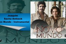 Trilha Sonora | NOVO MUNDO - Instrumental