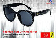 Fashion Yurt Driving Mirror Black Color Unisex Sunglasses CHG-13 / Beautiful Sunglasses very cheep price today   Cash On Delivery All UAE- For Order on Call / Whatsapp 971528652260