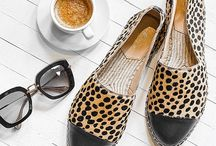 Everyone Loves An Espadrille / Espadrilles are THE shoe for summer. Get yourself a pair.