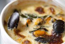 Cassolette fruits de mer