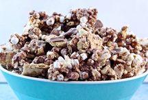 popcorn / by Season To Taste Weddings