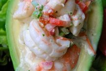 Seafood / by Amy Davisson Dabler