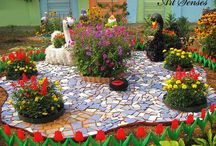 градински  декорации