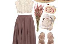 Outfit primavera-verano